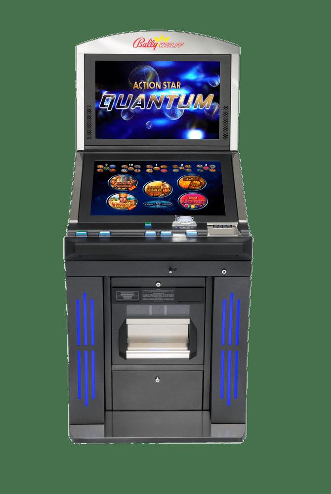 Bally Wulff Automaten Kaufen