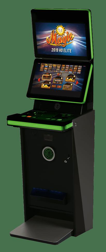 Multi Game Geldspielgerät Merkur Highline