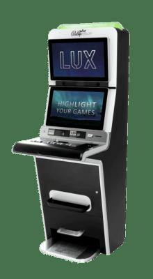 Multi Game Geldspielgerät Bally Wulff LUX TWIN