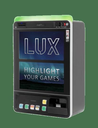 Multi Game Geldspielgerät Bally Wulff LUX WALL
