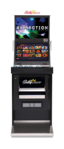 Multi Game Geldspielgerät Bally Wulff Twin-Top Comfort HD